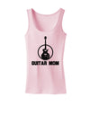 Guitar Mom - Mother's Day Design Womens Tank Top