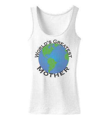 World's Greatest Mother Womens Tank Top