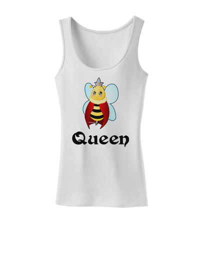Queen Bee Text 2 Womens Tank Top