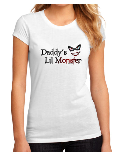 Daddys Lil Monster Juniors Petite Sublimate Tee