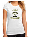 I'm A Trooper Juniors Petite Sublimate Tee