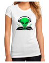 Alien DJ Juniors Petite Sublimate Tee