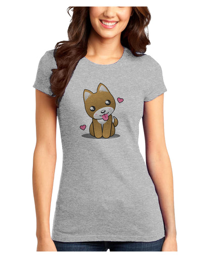 Kawaii Puppy Juniors Petite T-Shirt