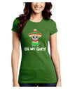 Oh My Gato - Cinco De Mayo Juniors Crew Dark T-Shirt