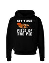 Get Your Piece Dark Hoodie Sweatshirt