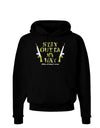 Black Friday Vet - Outta My Way Dark Hoodie Sweatshirt