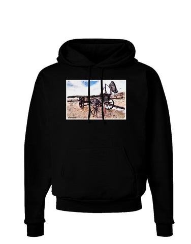 Antique Vehicle Dark Hoodie Sweatshirt
