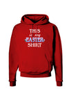 This Is My Easter Shirt Dark Hoodie Sweatshirt