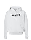 Mexico Text - Cinco De Mayo Hoodie Sweatshirt