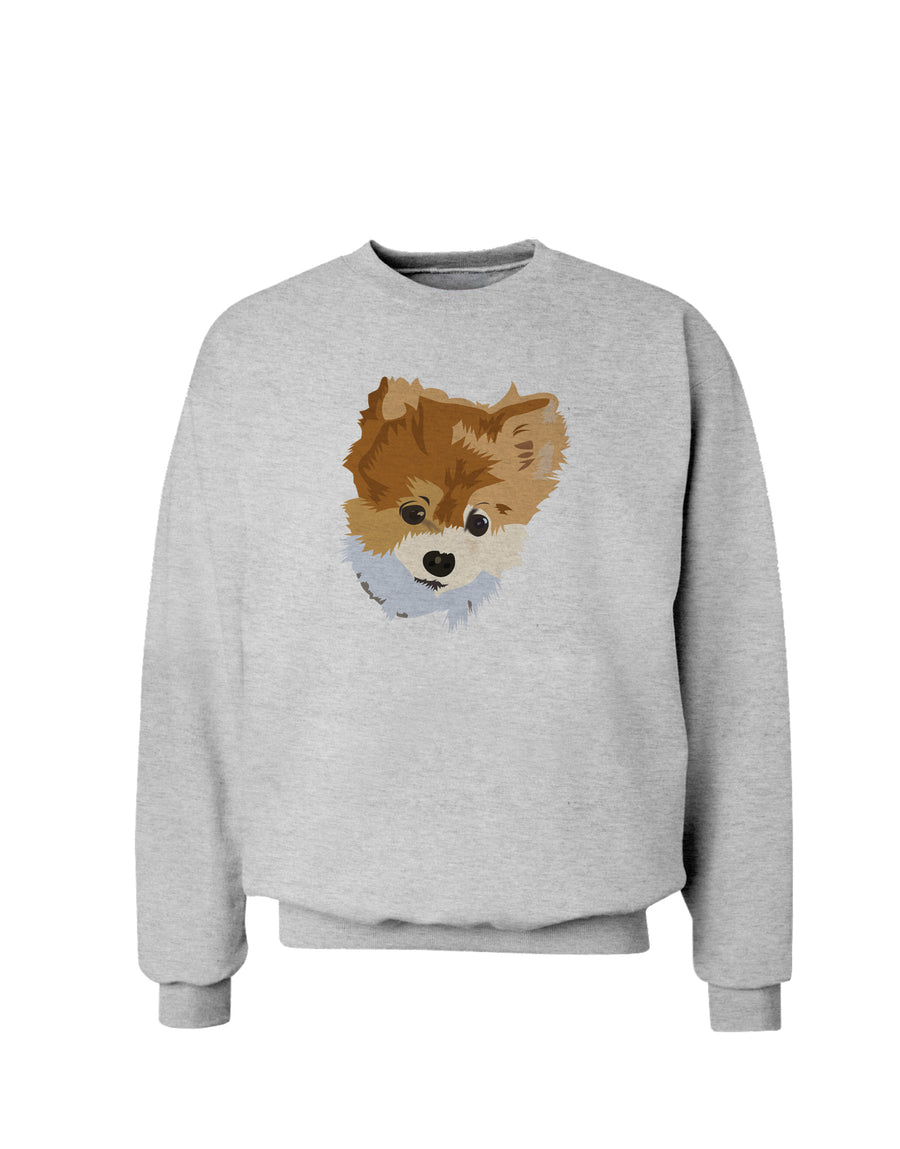 Custom Pet Art Sweatshirt by TooLoud