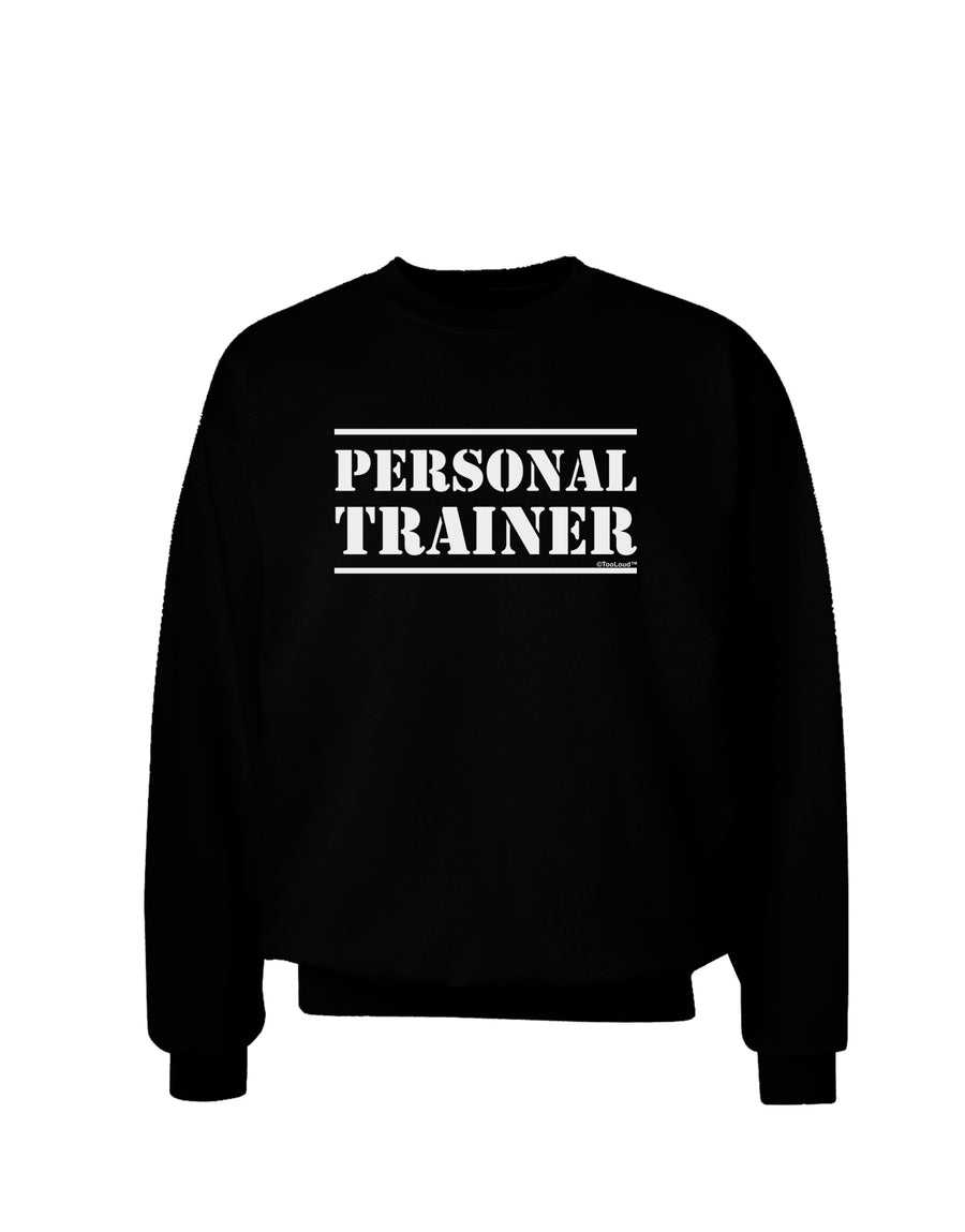 TooLoud Personal Trainer Military Text Infant T-Shirt