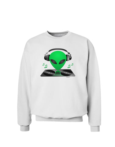 Alien DJ Sweatshirt