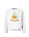 Cute Pumpkin Spider - Happy Halloween Sweatshirt