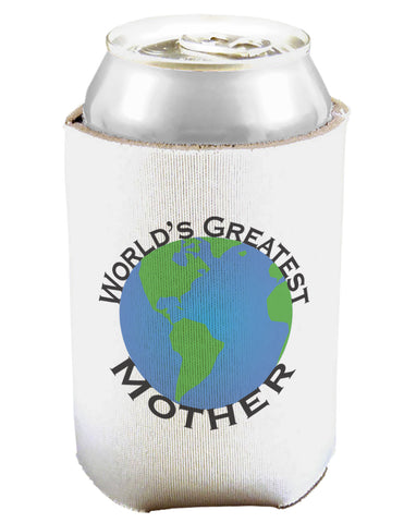 World's Greatest Mother Can and Bottle Insulator Koozie