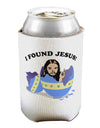 I Found Jesus - Easter Egg Can / Bottle Insulator Coolers