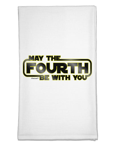 May The Fourth Be With You Flour Sack Dish Towel