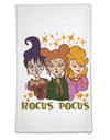 Hocus Pocus Witches Flour Sack Dish Towel