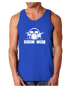 Drum Mom - Mother's Day Design Dark Loose Tank Top