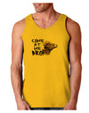 Come At Me Bro Big Horn Loose Tank Top