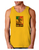 Adopt Cute Kitty Poster Loose Tank Top
