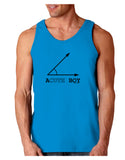 Acute Boy Loose Tank Top