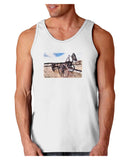 Antique Vehicle Loose Tank Top