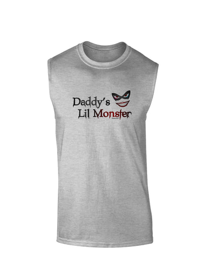 Daddys Lil Monster Muscle Shirt