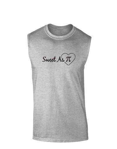Sweet As Pi Muscle Shirt