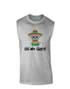 Oh My Gato - Cinco De Mayo Muscle Shirt