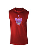 Evil Kitty Dark Muscle Shirt