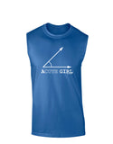 Acute Girl Dark Muscle Shirt
