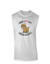 Rescue A Puppy Muscle Shirt