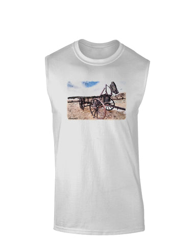 Antique Vehicle Muscle Shirt