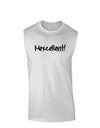 Mexico Text - Cinco De Mayo Muscle Shirt