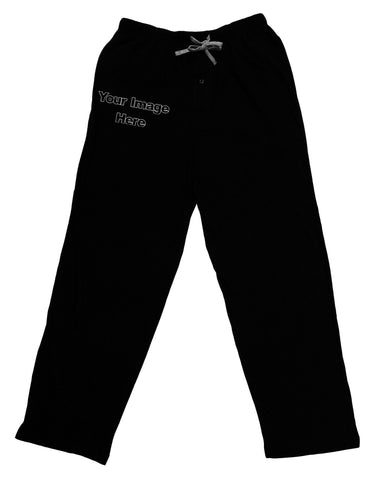 Your Own Image Customized Picture Adult Lounge Pants