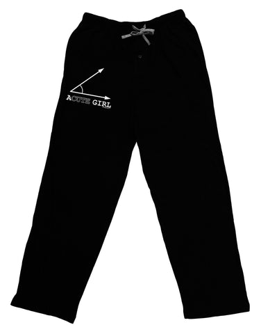 Acute Girl Adult Lounge Pants