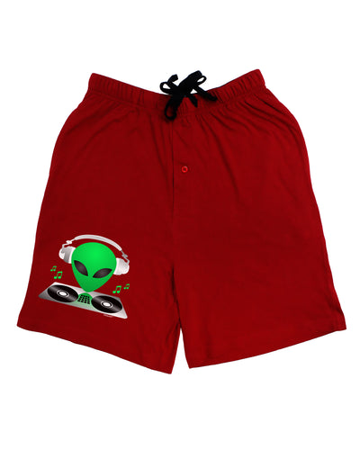 Alien DJ Adult Lounge Shorts