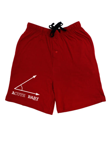Acute Baby Adult Lounge Shorts