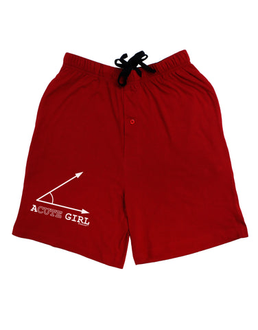 Acute Girl Adult Lounge Shorts