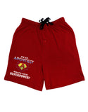 Architect - Superpower Adult Lounge Shorts