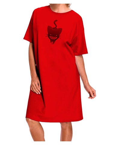 Evil Kitty Adult Wear Around Night Shirt and Dress