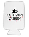 Halloween Queen Collapsible Neoprene Tall Can Insulator by TooLoud