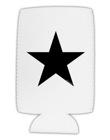 Black Star Collapsible Neoprene Tall Can Insulator
