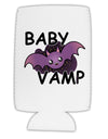 Baby Vamp Collapsible Neoprene Tall Can Insulator by TooLoud