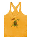 One Happy Easter Egg Mens String Tank Top