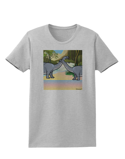 Diplodocus Longus - Without Name Womens T-Shirt