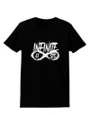 Infinite Lists Womens Dark T-Shirt by TooLoud