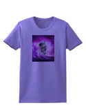 Astronaut Cat Womens T-Shirt