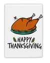 TooLoud Happy Thanksgiving Fridge Magnet 2 Inchx3 Inch Portrait