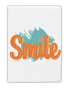 TooLoud Smile Fridge Magnet 2 Inchx3 Inch Portrait